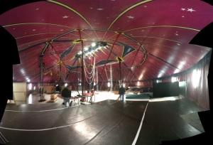 ACaPA circus tent