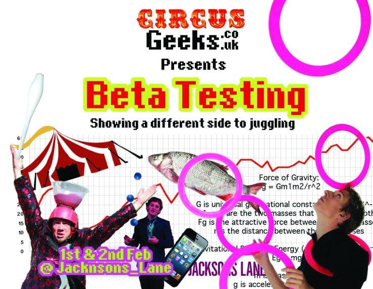 Beta Testing #Hype 6